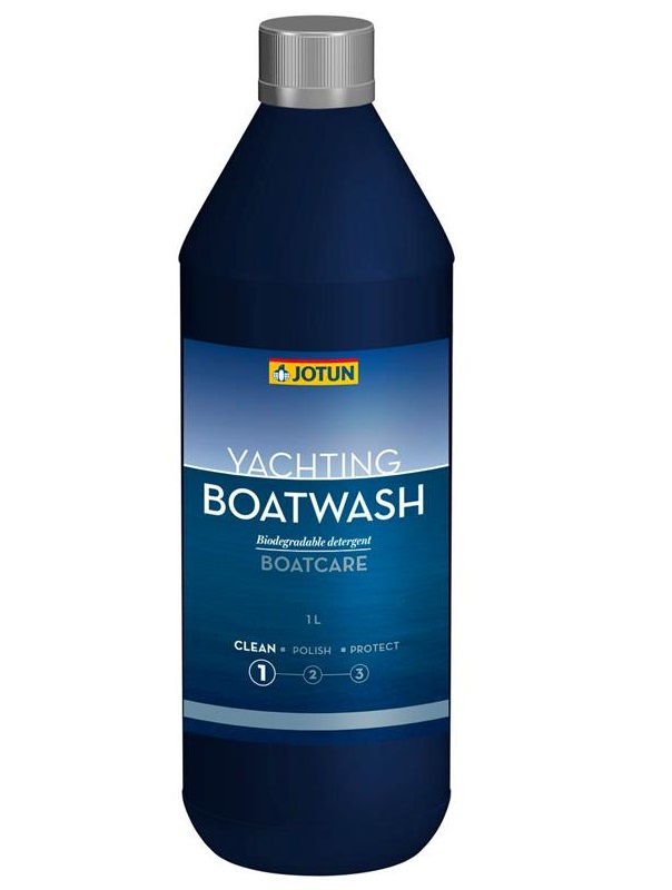 Yachting Boatwash
